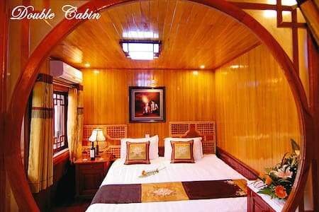 Deluxe room on Cristina Cruise  - Hoan Kiem