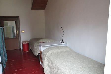La Libellula Rossa - Lago d'Endine - Monasterolo - Bed & Breakfast