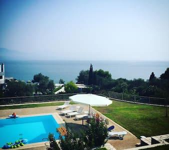Villa Leontaris - Loukissia