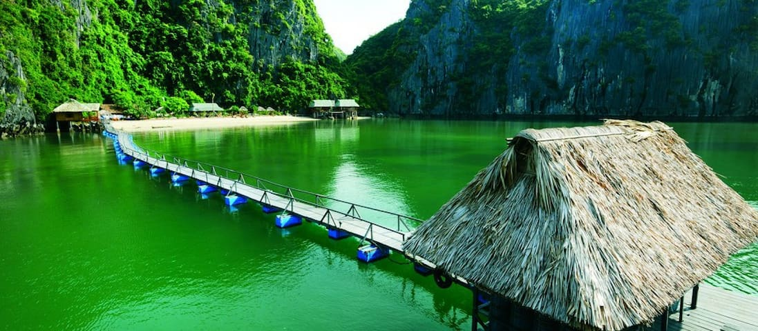 Enjoy at Bungalow(3 days) - Hoan Kiem - Boat