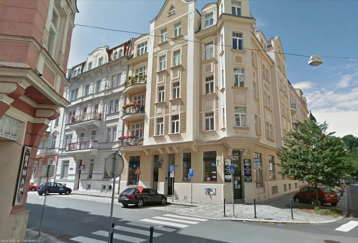 Holiday Apartments - Apartment 7 - Karlovy Vary - บ้าน