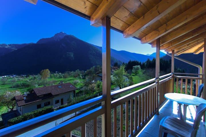 CASA ELENA - Mansarda deluxe with 3 bedrooms