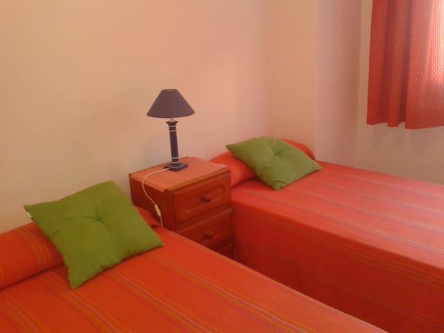 Apartamento centrico en Tarifa. - Tarifa - Wohnung