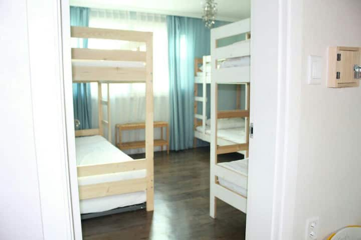 1 Bed in 5 Beds Dormitory @Xeromine