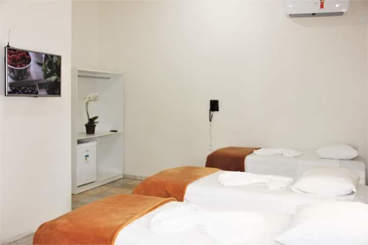 Hotel Portal Do Descobrimento - Acomodações novas