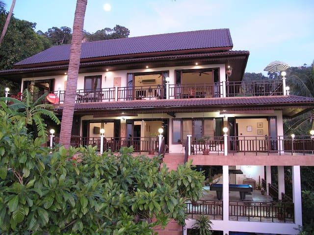 One-Bedroom Apartment at Star Villa - Ko Tao - Apartament