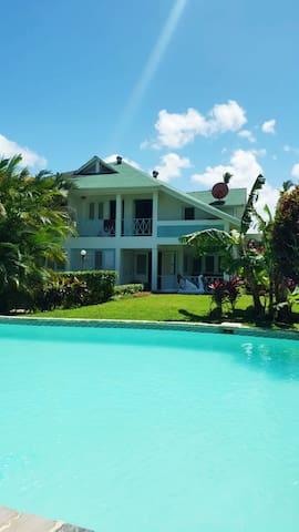 Villa farniente cotorra azul à 3 min de la playa