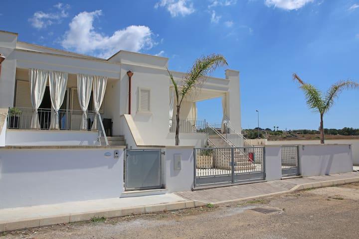 Villetta Marta -Pescoluse Maldive del Salento-