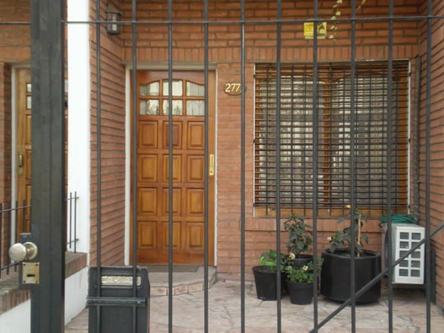 I RENT A  PRIVATE ROOM + BREAKFAST - Buenos Aires - Slaapzaal