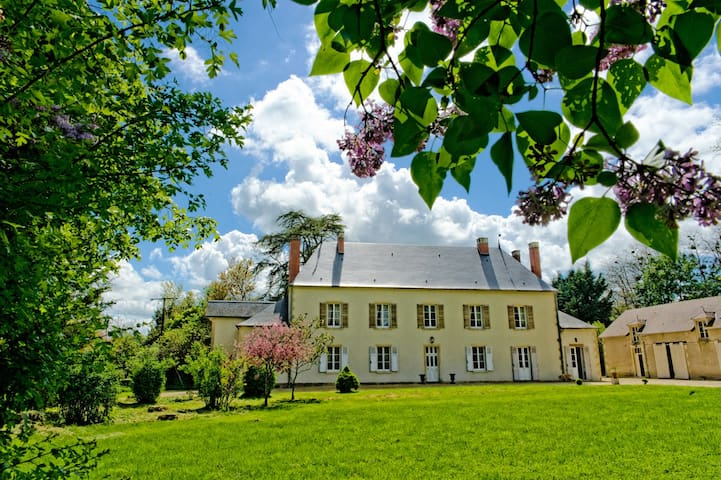 3 Guest rooms in the countryside