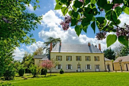 3 chambres d'hôtes de charme B&B - Bengy-sur-Craon