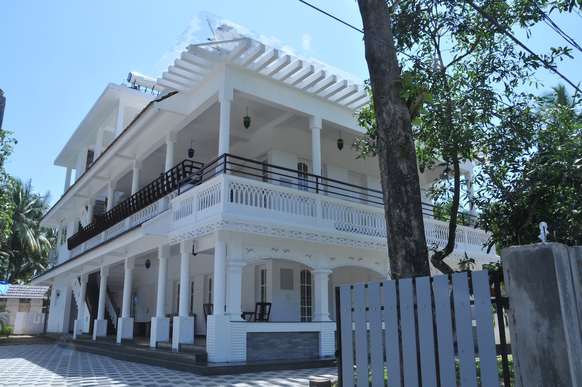 Modern guest house ernakulam