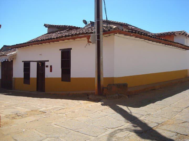"""Acogedora """"CASA LOS NONOS"""" en Barichara, Santander"""