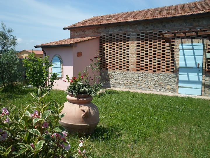 LAJATICO tuscan dream.. ILFIENILE