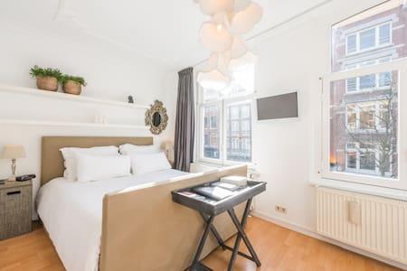 Great room @ BEST location  + 2 bikes! - Amsterdam - Wikt i opierunek