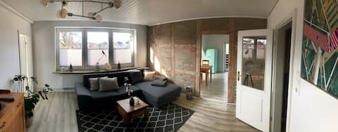 New Apartment in a Countryhouse south of Hamburg