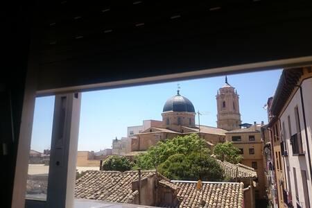 Habitacion de una persona en Huesca - Huesca - Casa