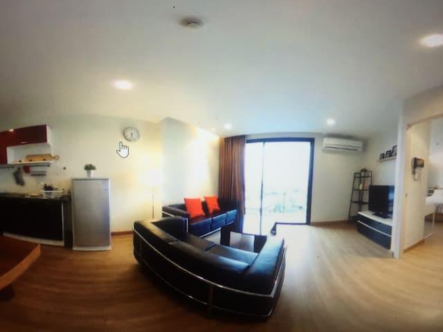 Charming beautiful apartment - Tambon Pa Daet - Leilighet