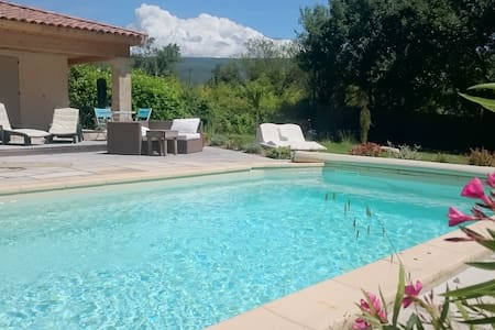 Pool House private - 20m2