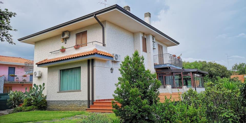 Villa Cinzia - Acireale - ETNA