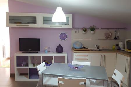 Doppia in mansarda Ottima posizione - Agrigento - Apartment