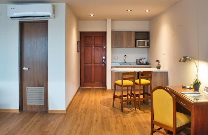 Apartamento Acogedor en Miraflores