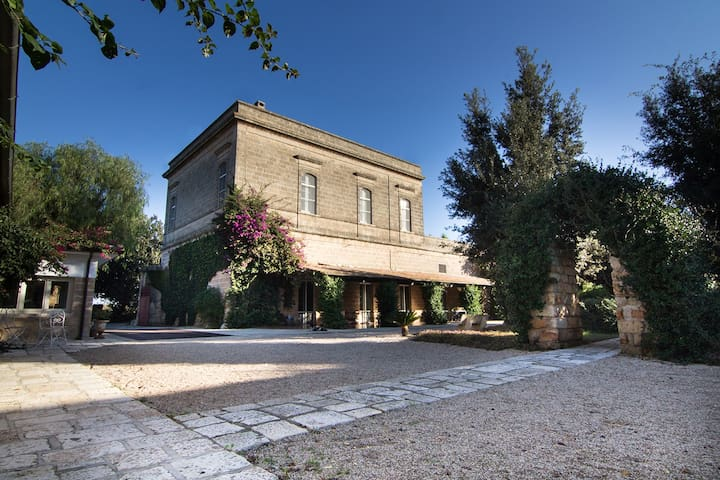 Agriturismo Masseria Baroni Nuovi - Mesagne - Villa
