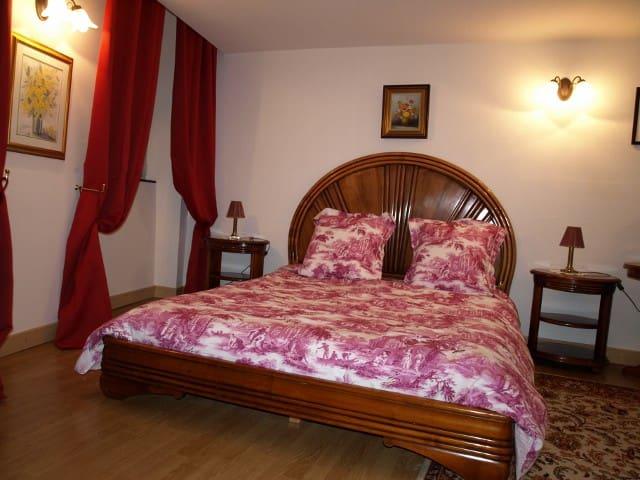 Appartement Lilas à Thann en Alsace - Thann