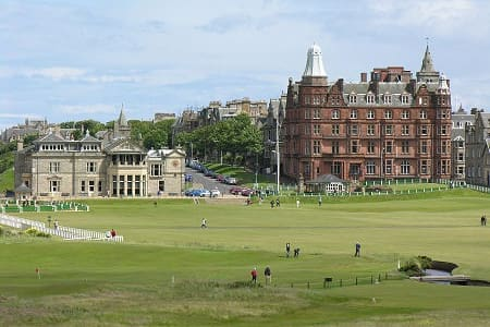 Townhouse - central St Andrews GOLF - Saint Andrews - Dom