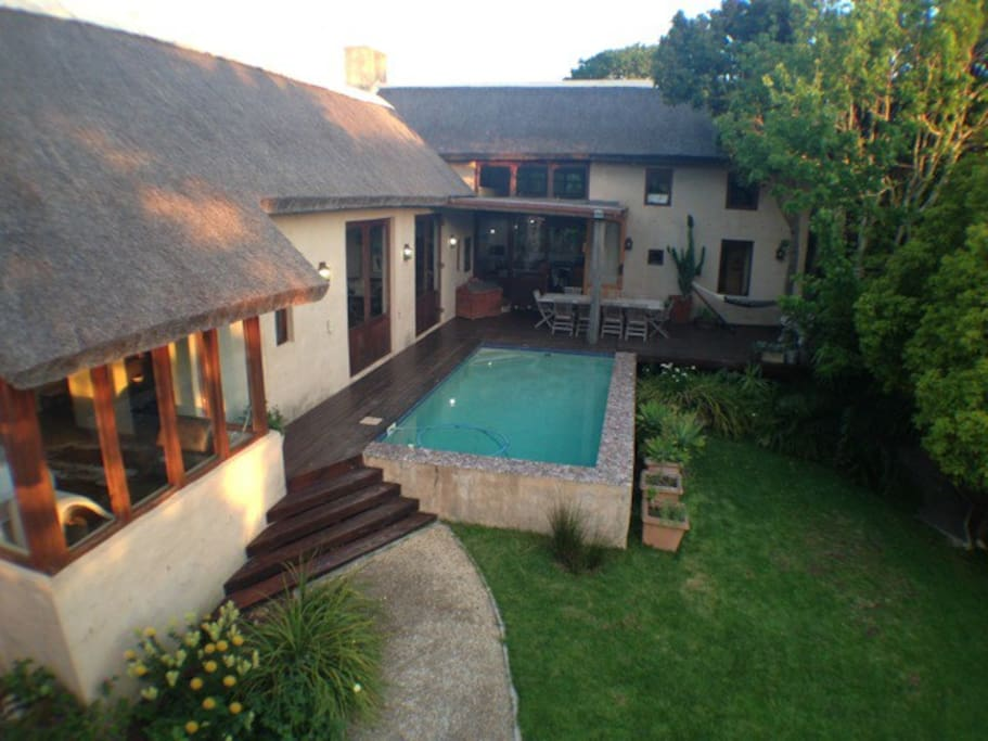 Turquoise Hideaway Houses For Rent In Cape Town Western