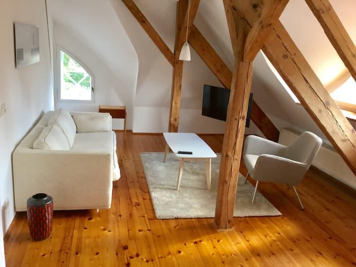 Sehr schönes Appartement-ruhig & zentral, ca. 55m²