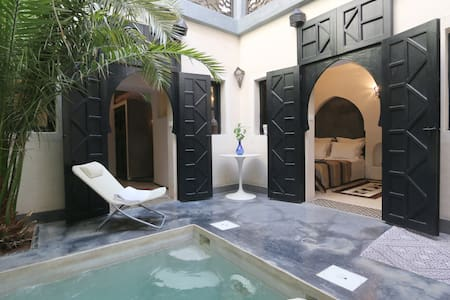 BEAUTIFUL RIAD HEART OF MEDINA - WHOLE RENT