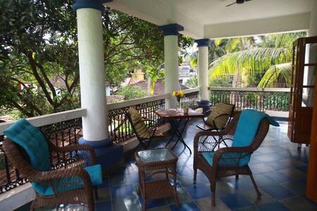 Casa Susegado, Charming 3BR Villa Near Panjim, Goa - Ribandar