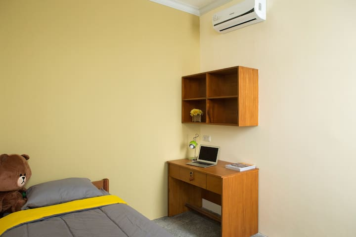 Simple Comfy Room in University Town - West Jakarta