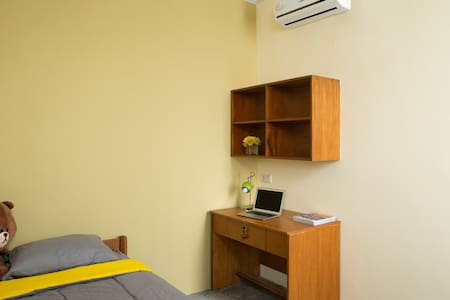 Simple Comfy Room in University Town - West Jakarta - Dorm