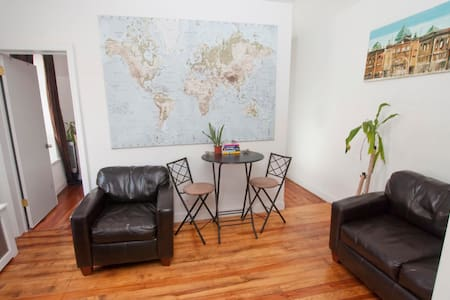 REAL 2BR-HEART OF SOHO-LITTLE ITALY - New York - Apartment
