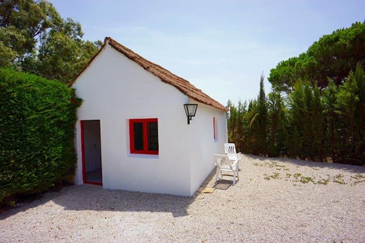 LA CASITA DE LA PEÑA RED HOUSE