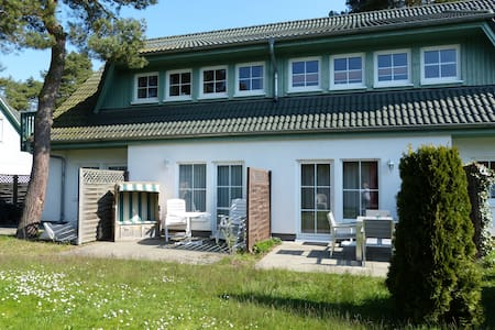 Idyllische Ferienwohnung auf Usedom - Zinnowitz - Huoneisto