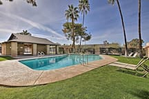 Tempe awaits at this 3-bed, 2-bath vacation rental condo.