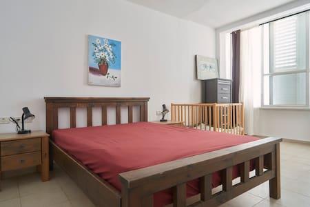 Go2PT - Cosy 2BD Apartment - Petah Tikva - 公寓