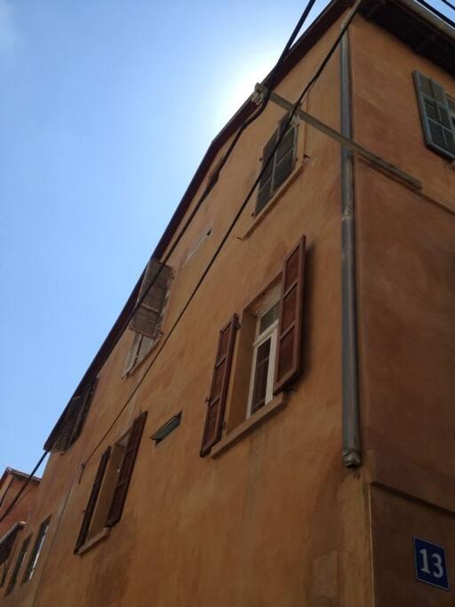 HistoricTempler House