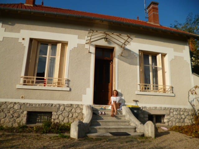 Maison individuelle avec jardin centre-Val France. - Chabris