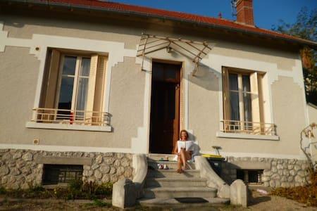Maison individuelle avec jardin centre-Val France. - Chabris - Σπίτι