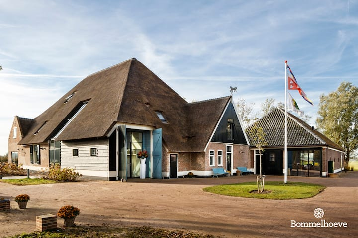 Bommelhoeve, Luxury Bed/Breakfast