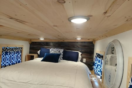 Royal Iris TINY home