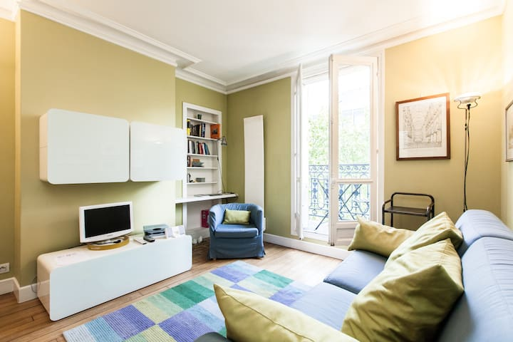 Cosy & modern 1bdr in Saint-Germain district 1136