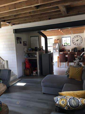 Maison rénovée, très cosy