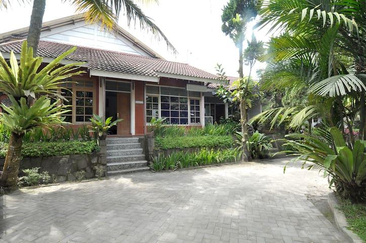 Rumah Tani tiga - wates - House