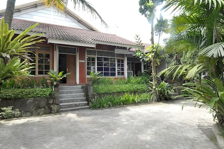 Rumah Tani tiga - wates