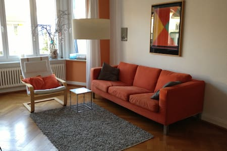 3 bed apartment close to Baselworld